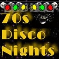 70s Disco Nights logo